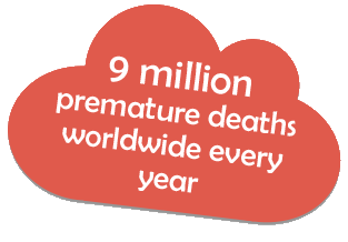 premature deaths