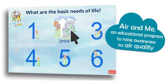Air and Me educational Program