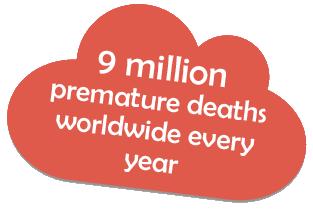 premature deaths